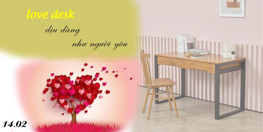 Chiếc bàn yêu thương