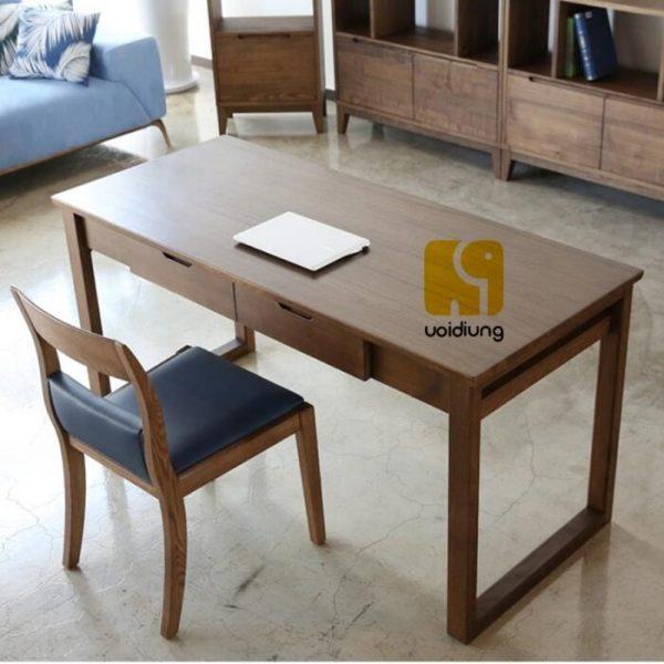 Combo bàn làm việc gỗ - BBVDU 04.