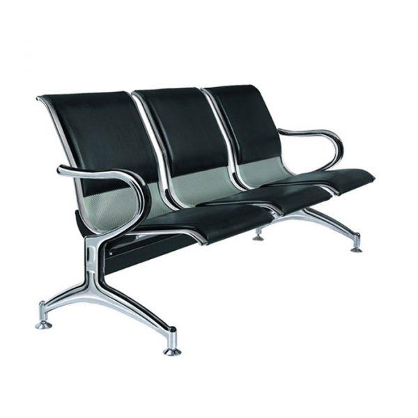 Thanh xà ngang kiên cố, gia công từ sắt sơn tĩnh điện đen bền bỉ với khả năng chống chịu được trọng lượng cao cực hiệu quả, đảm bảo độ an toàn tuyệt đối cho người ngồi.