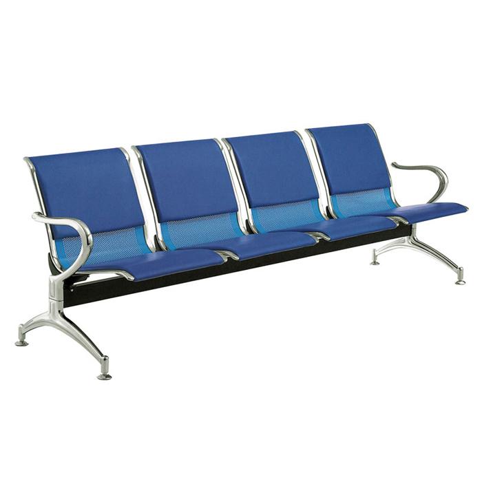 Ghế cấu tạo gồm 3 băng rời liên kết với nhau, tạo thành một dãy dài vô cùng cứng cáp và đảm bảo an toàn cho người ngồi.