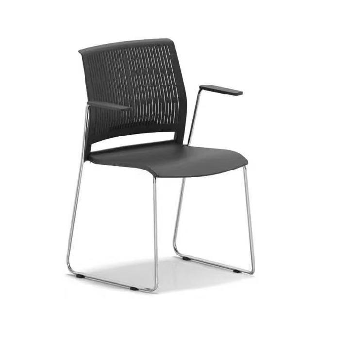 Được thiết kế với kiểu dáng mới, nhỏ gọn tiết kiệm được diện tích khi họp.