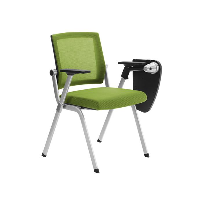 Ghế được nhiều trung tâm hay học viện có không gian nhỏ, rất hợp lý khi mỗi người chỉ cần một chắc ghế như thế này.