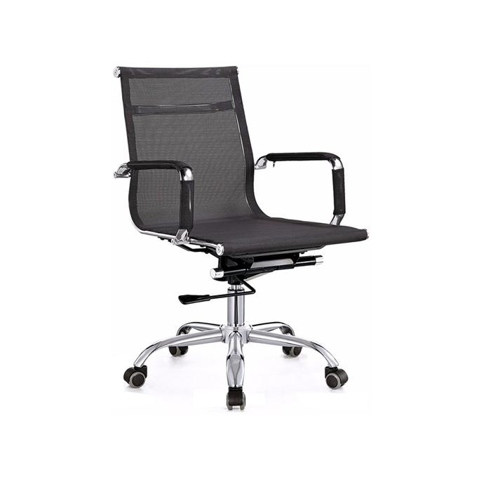Ghế được kết hợp với lưới giúp quá trình ngồi sẽ thoải mái hơn, không tích tụ bụi bẩn, an toàn.