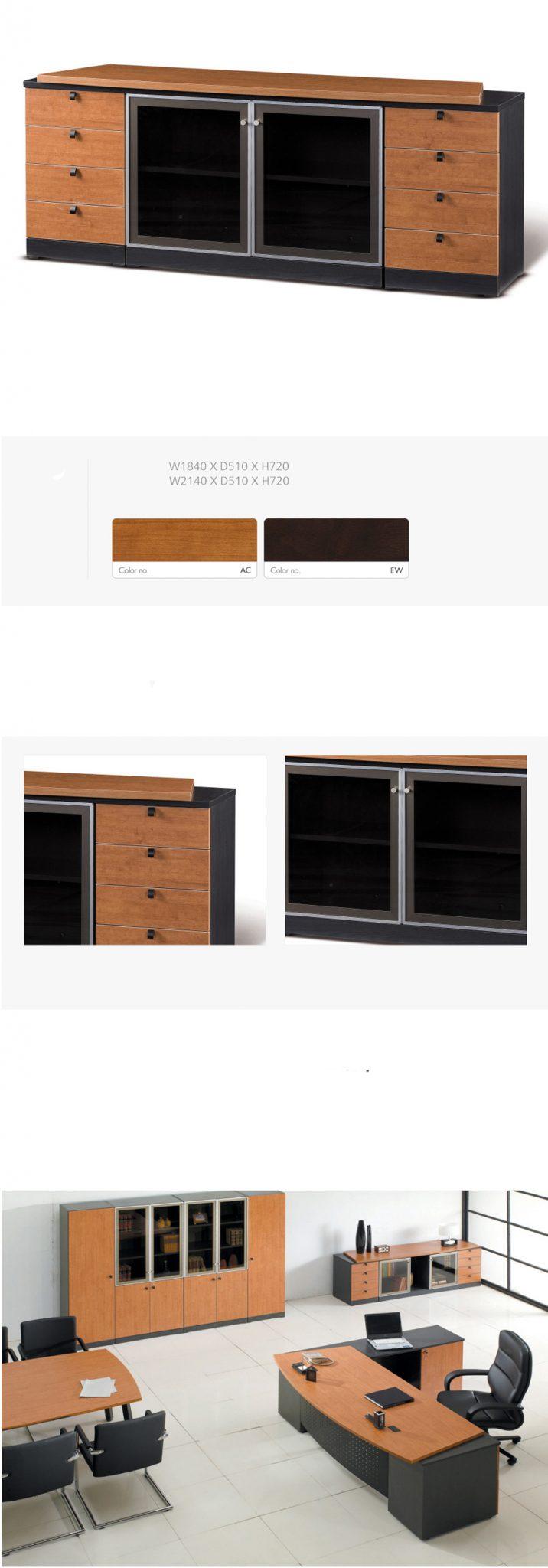 Tủ được phân ngăn rõ ràng, thiết kế bắt mắt, dễ dàng sử dụng.
